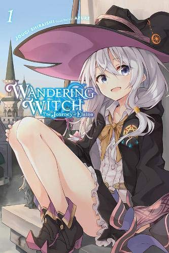 Wandering Witch: The Journey of Elaina, Vol. 1 (light novel)