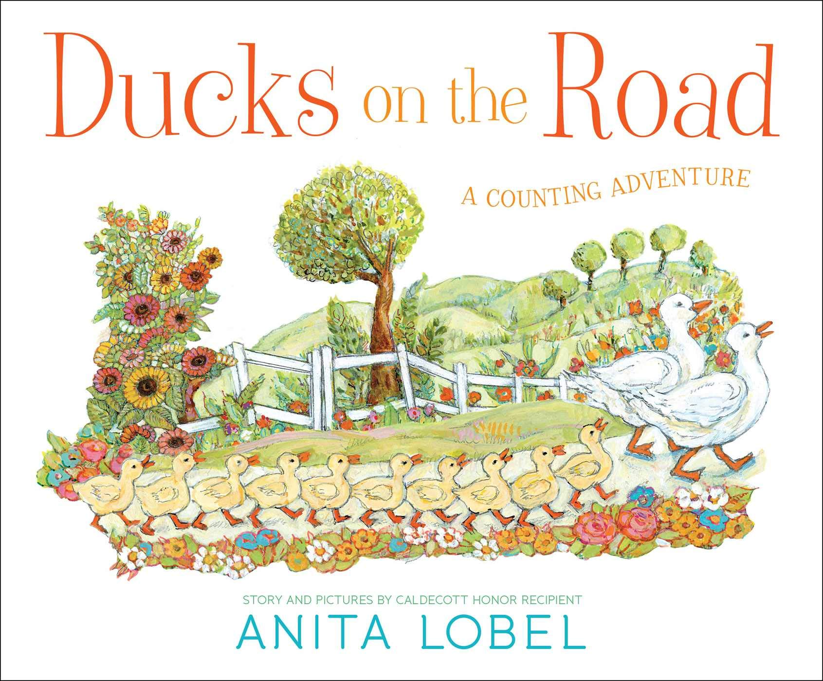 Ducks on the Road